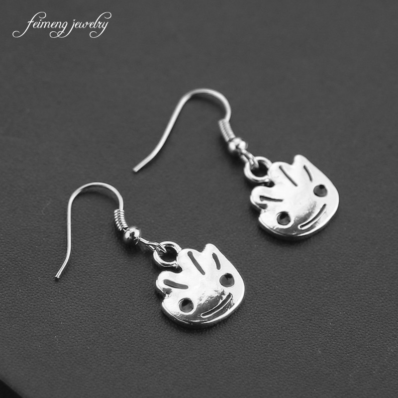 feimeng jewelry guardian The of the galaxy earrings is a cute baby grotts pendant earrings for the fall of feminine fashion