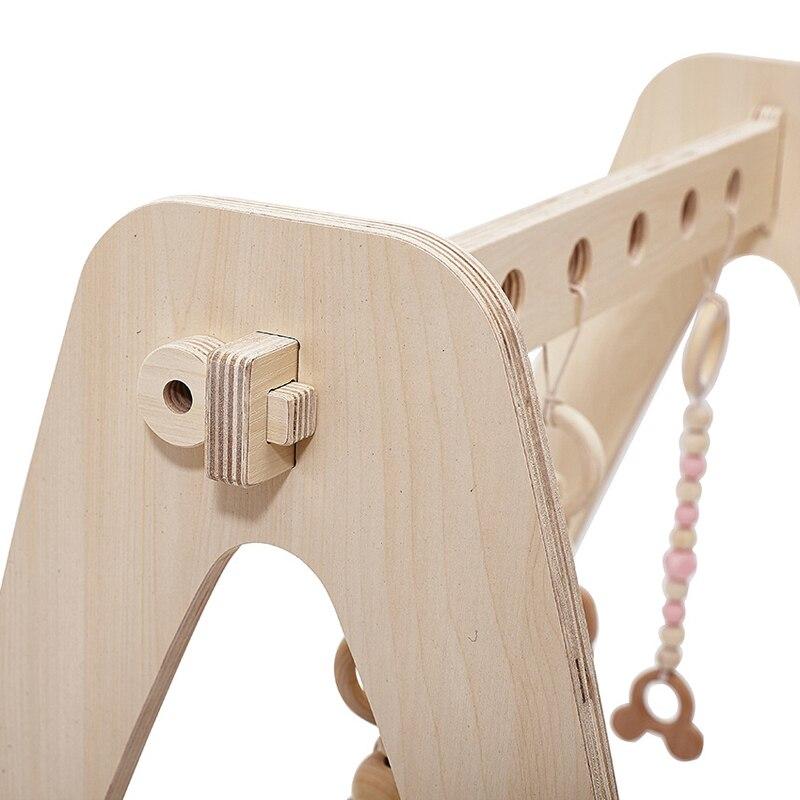 ginasio de atividade do bebe madeira 04