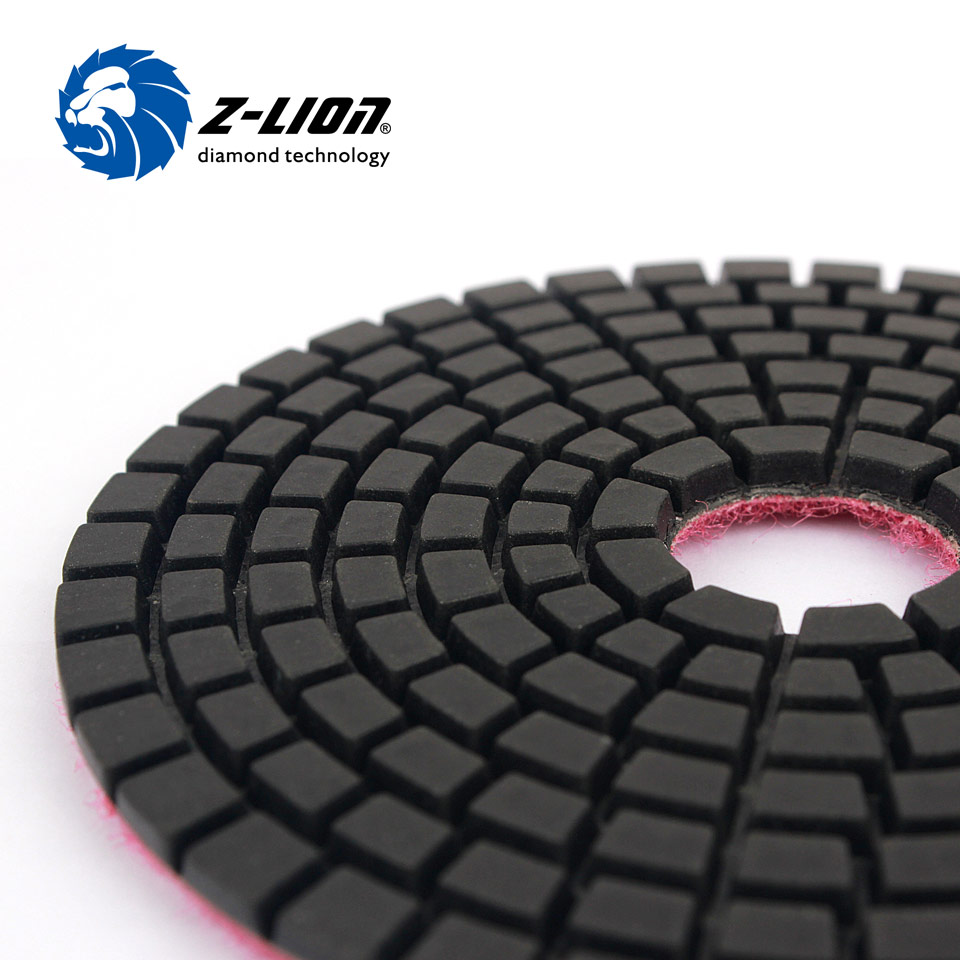 Z lion 3 steps polish pads 4 diamond grinding ceramic tile stone z lion 3 steps polish pads 4 diamond grinding ceramic tile stone polishing pad 3 pcs ceramic whetstone flexible grinding disc in abrasive tools from tools dailygadgetfo Image collections