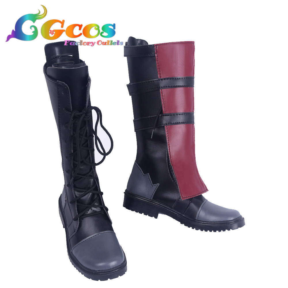 Free Shipping Cosplay Shoes Fortnite Boots New in Stock Halloween Christmas цена 2017