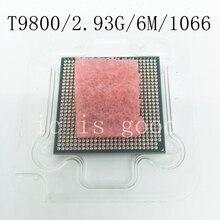 Core 2 Duo T9800 ноутбук Процессор ноутбук процессор cpu PGA 478 Процессор