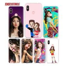 Silicone Phone Case soy luna frosted softness for Redmi 7 Y3 Y2 S2 Xiaomi Redmi Note 7 6 6A 5 5A Pro Plus 4 4X Cover soy luna live barcelona
