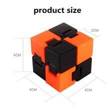 Infinity Cube Novelty Fidget Cube