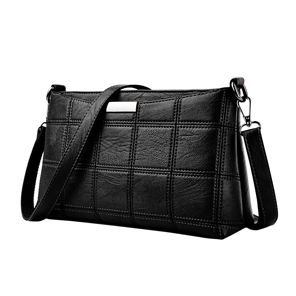Fashion Girls Leather Kitten Cute Wild Shoulder Bag,Outsta Messenger Small Square Bag Purse 2019 Deals!