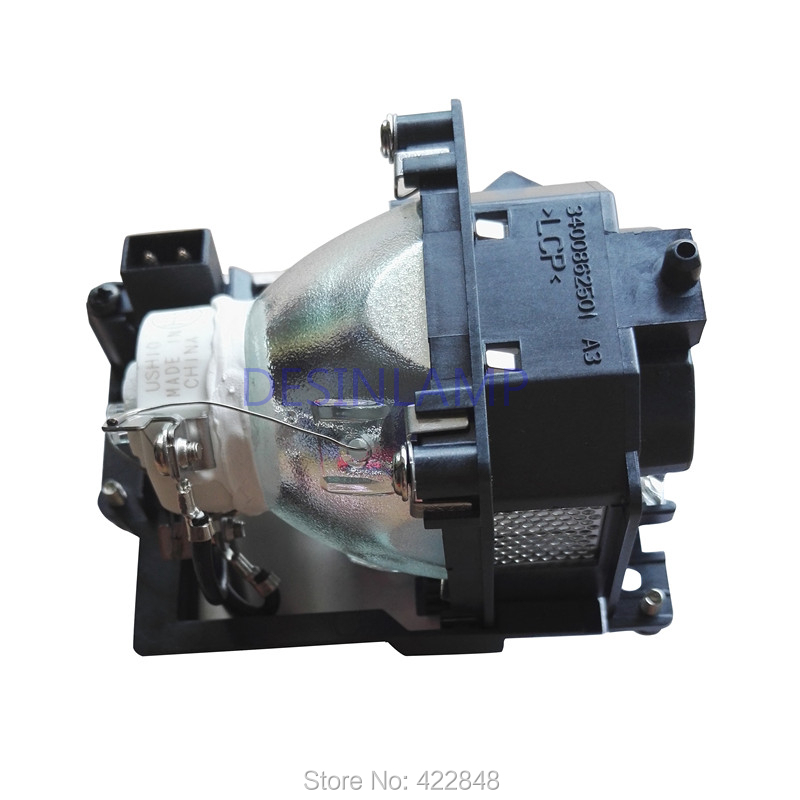 Genuine ET-LAL500 for Panasonic PT-TX210/PT-TX310/PT-TX400 projector lamp with housing free shipping panasonic tx pr50st50 в кредит