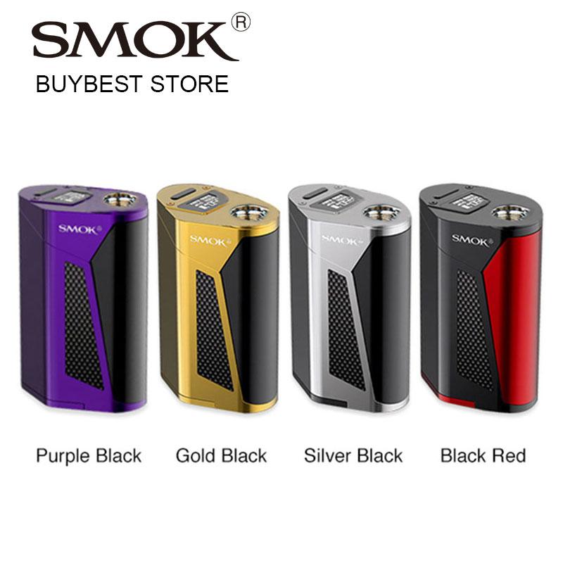 Original SMOK GX350 Mod 350W TC Box Mod fit Smok Tfv8 Tank Electronic Cigarette G350 Vape Mod vs Smok Alien NO 18650 Battery