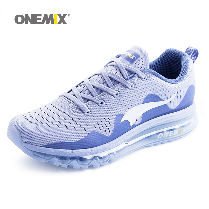 New onemix Air Men's Sports Running Shoes cushioning breathable Massage Sneakers for women sport shoes male athletic outdoor крестильная одежда makkaroni kids крестильный набор классика для мальчика 0 3 мес
