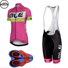 Short Sleeve Breathable MTB Bike Clothing Women Bicycle Clothes Ropa Ciclismo 100 Polyester Cycling Jersey Set