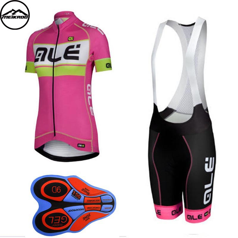Short Sleeve Breathable MTB Bike Clothing Women font b Bicycle b font Clothes Ropa Ciclismo 100