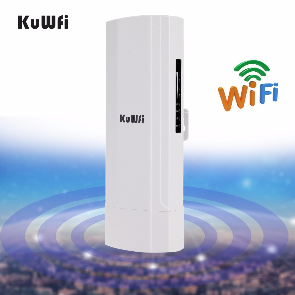 2.4Ghz 150Mbps Wireless Outdoor CPE Bridge 12dBi Antenna Wifi Repeater Extender Router AP For Camera Monitoring With WDS Funct