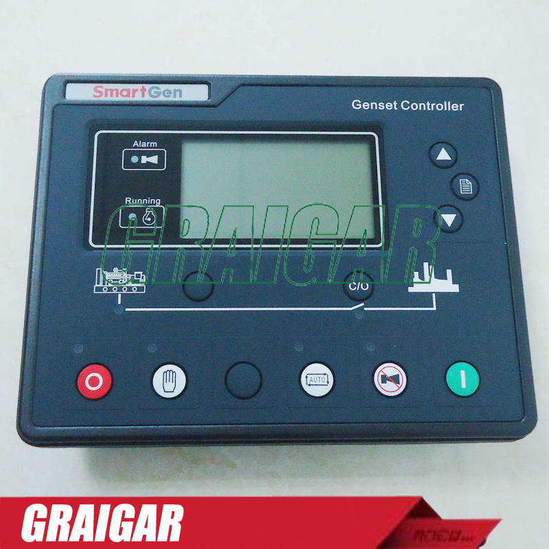 Nouveau contrôleur de groupe électrogène Smartgen HGM7210