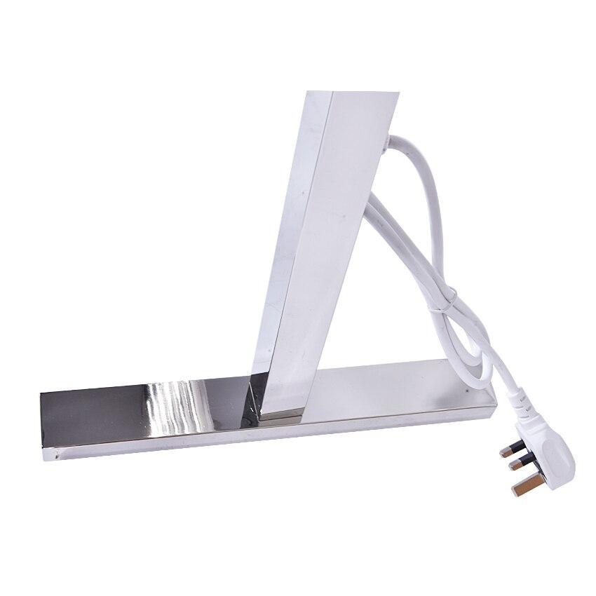 1 PC Trilho de Toalha Heated, Tipo de Piso de Aço Inoxidável Toalha Aquecedor Elétrico, Secador de Toalha Racks, Aquecedor Do Banheiro acessórios - 3