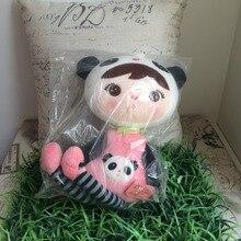 50cm Genuine METOO Cartoon Stuffed Animals Angela Plush Toys Sleeping Dolls for Children Toy Birthday Gifts Kids 1pcs