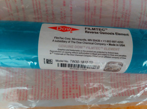 Image 2 - 2 Pcs Vervanging Dow Filmtec 50 Gpd Omgekeerde Osmose Membraan TW30 1812 50 Voor Water Filter