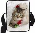 Mini Women Messenger Bags Christmas Gift Girls Cross Body Bag for Kindergaren Travel Bag Spain Shoulder Handbags Obliqu Bag