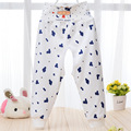 Baby PP Pant For Babies High Waist Belly Care Cotton Baby Girl Trousers Winter Autumn Leggings Pants opening between the legs