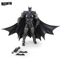 17 CM Super Hero Bat Bat Man Action Figures Transformacji Wayne Klocki Hero Anime Model Figurki Dzieci Miły Prezent Juguetes