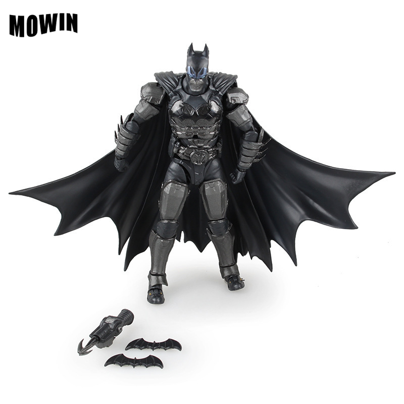 17CM Super Hero Bat Man Action Figures Transformation Wayne Bat Model Toys Hero Anime Model Figures Kids Nice Gift Juguetes 6pcs set disney toys for kids birthday xmas gift cartoon action figures frozen anime fashion figures juguetes anime models