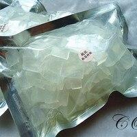 500g Bag Transparent Soap Base DIY Handmade Soap Raw Materials Soap Base