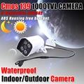 Бесплатная доставка видеонаблюдения камера SONY кмоп 1000TVL видеонаблюдения ик-камеры 30 м водонепроницаемая камера массив камеры