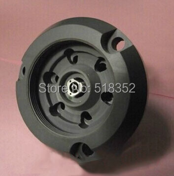 104329700, 104329190 Charmilles Flushing Chamber Black, Wire EDM- Low Speed Machine Spare Parts