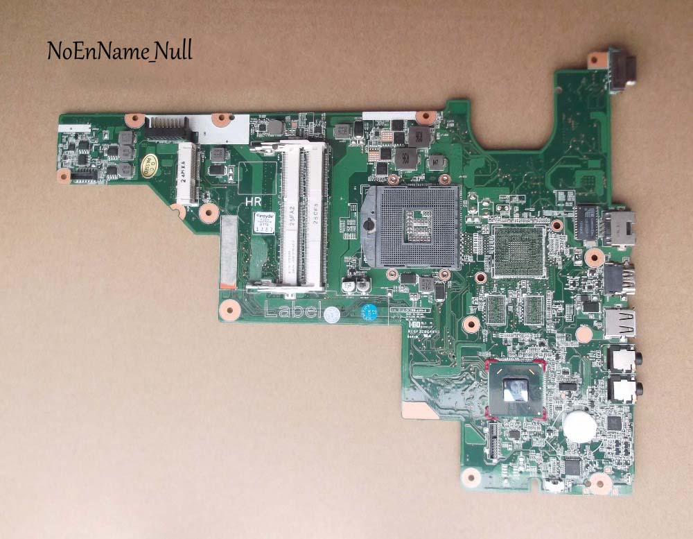 646669-001 pour hp CQ43 POUR hp 631 portable pour hp 430 pour hp 630 mère d'ordinateur portable HM55 intégré DDR3 100% de travail