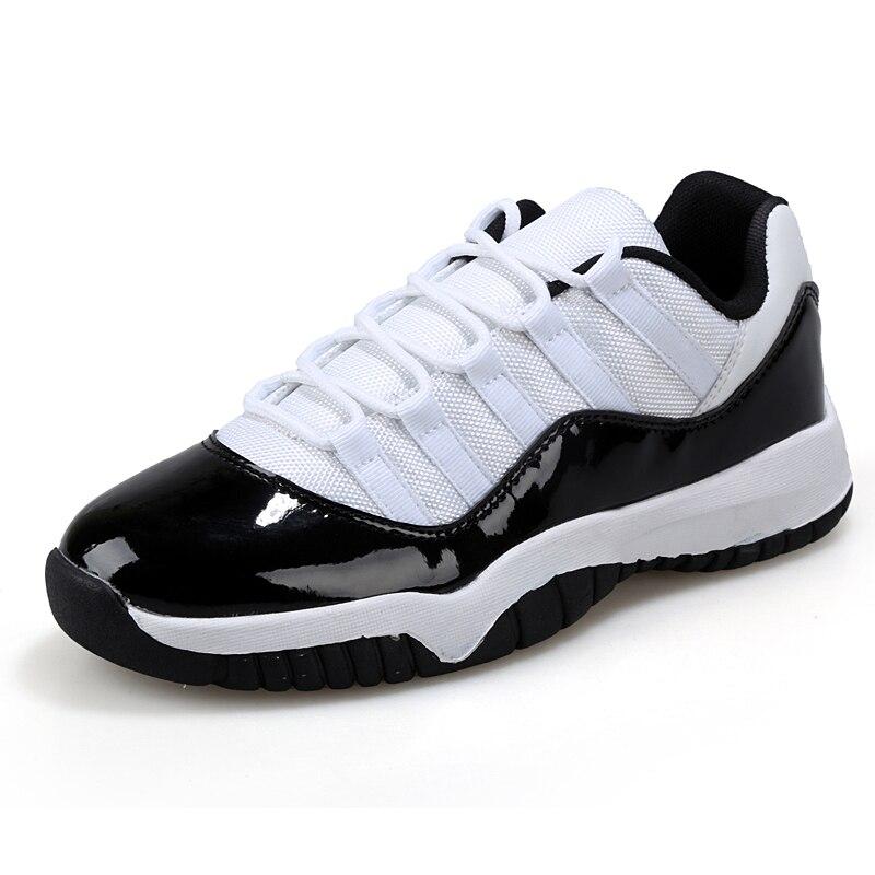 Super hot sale brand casual shoes authentic retro jordan 11 shoes cheap quality comfortable men outdoor