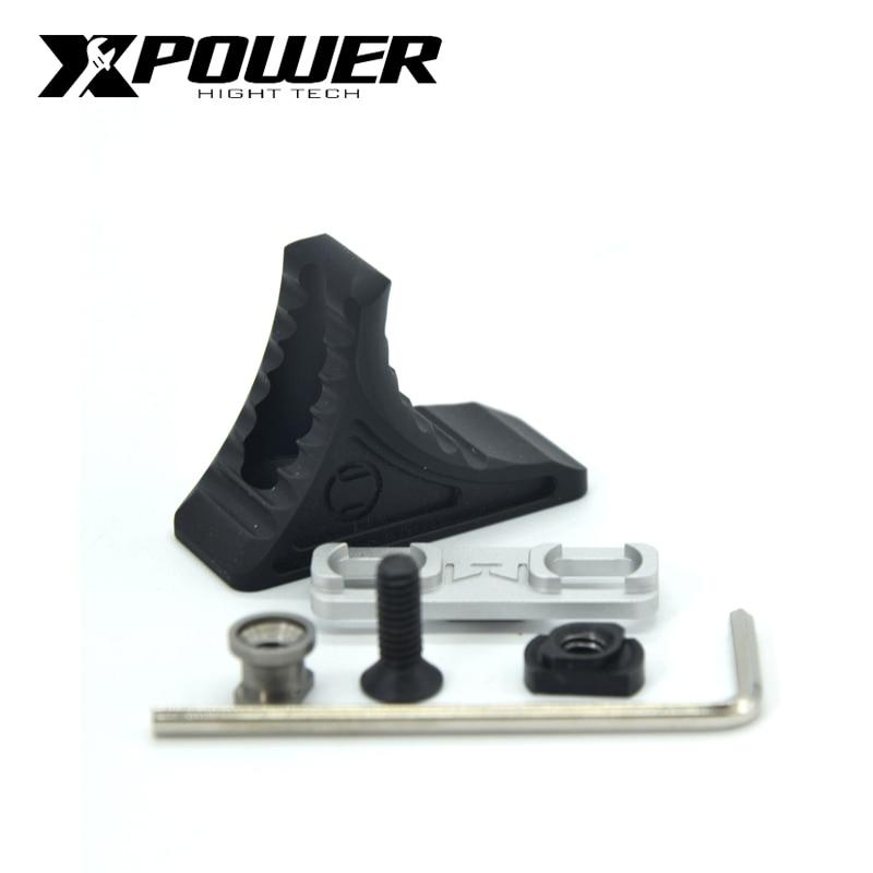 XP XPOWER m lock & keymod hand stop paintball airsoft air guns Accesorios