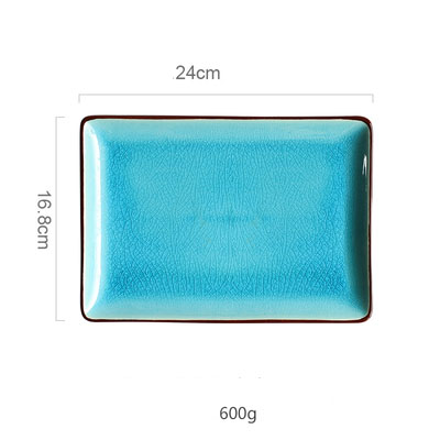 rect plate L