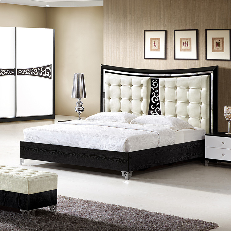 Factory Direct Selling Modern Bedroom Furniture Set For 5 Pcs-in ...