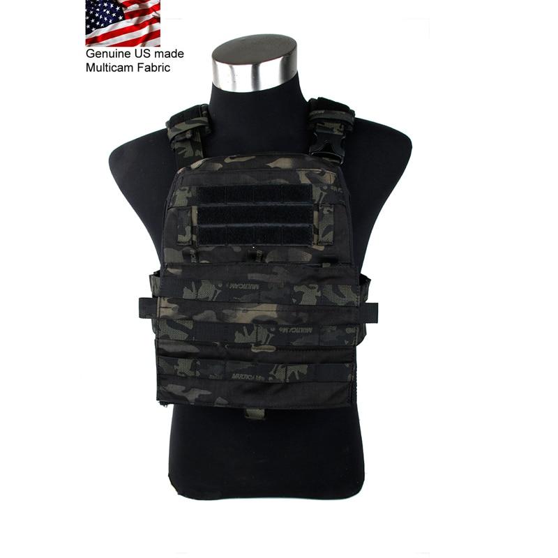 2019 New MCBK 2018 Version AVS Tactical Multicam Black  Adaptive Vest 15 Ver Multicam Black
