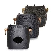 XMT-HOME чугунный чайник плита чугунный чайник грелка углеродная горелка печь Ретро древесный уголь нагревательная плита 1 шт