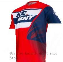 2019 summer outdoor downhill jersey bike Jersey MTB DH T-shirt short-sleeved clothing