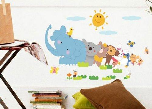 online get cheap baby olifant behang -aliexpress | alibaba group, Deco ideeën