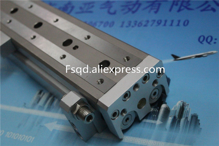 MXQ16-50AS MXQ16-75AS MXQ16-100AS MXQ16-125AS   SMC air slide table cylinder pneumatic component MXQ series su63 100 s airtac air cylinder pneumatic component air tools su series