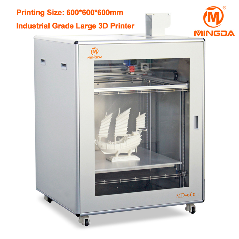 Industrial Large Custom Size 3D Printer Machine With High Precision Professional FDM 3D Model Making Machine China