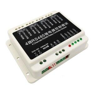 Image 3 - Módulo de Control de relé de Comunicación RS485, control de interruptor inteligente de automatización PLC, envío gratis