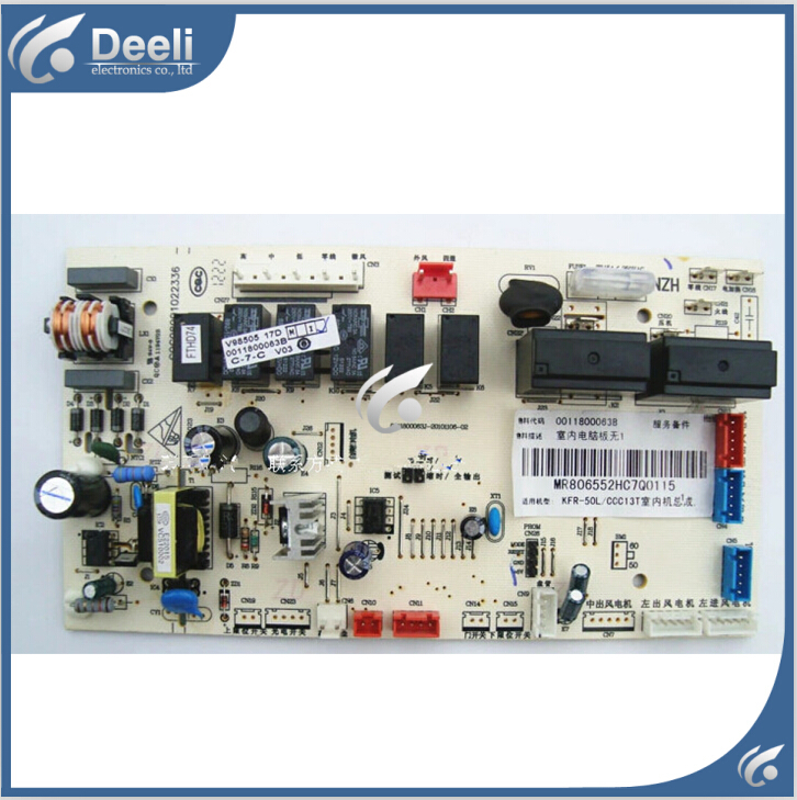 ФОТО 95% new good working for air conditioning KFRD-100L/CF-S4 KFRD-50L/R1-S2 0011800063B board control board on sale