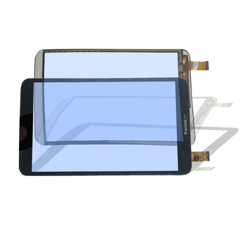 Sensitive Touch Screen For Tesla Dxp2-0331-080a-fpc 8 Inch Neon 8.0 / Oysters T84ERI 3G / T84MRI 3G Sensor Digitizer Tablet Pane