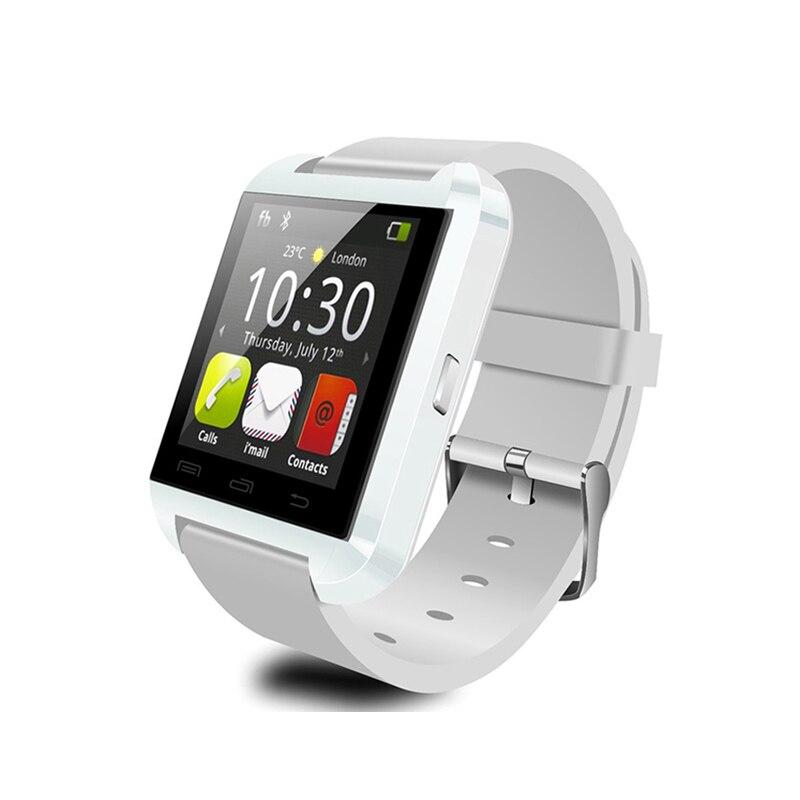 FUU Bluetooth Fitness Tracker font b Smart b font Wristbands U80 For Iphone font b Smart