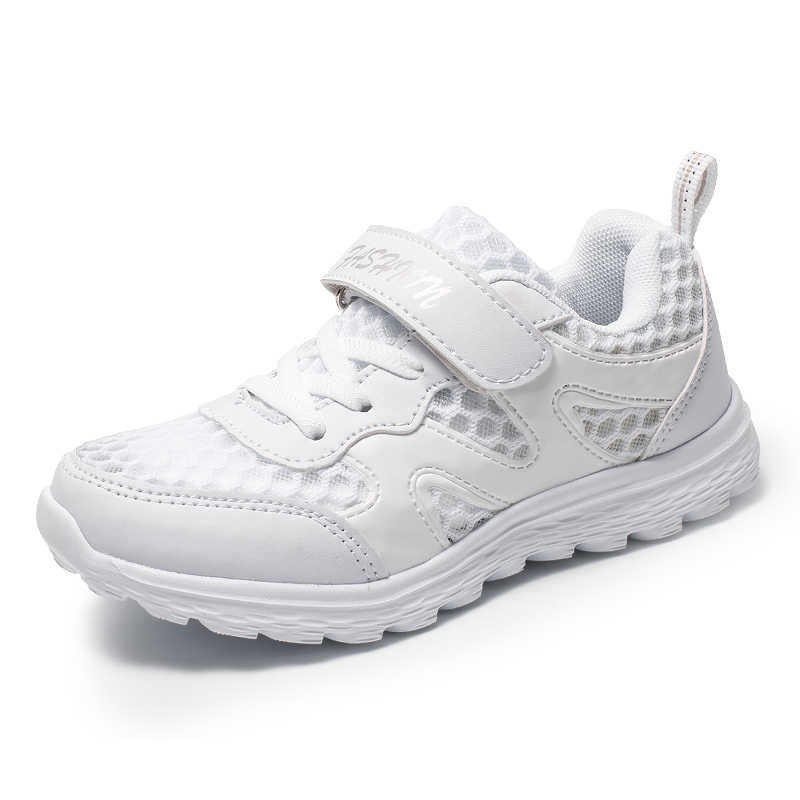 Lente Herfst Kinderen Schoenen Mesh Kinderen Sneakers Voor Jongen Meisje Peuter Baby Ademend Sport Schoenen