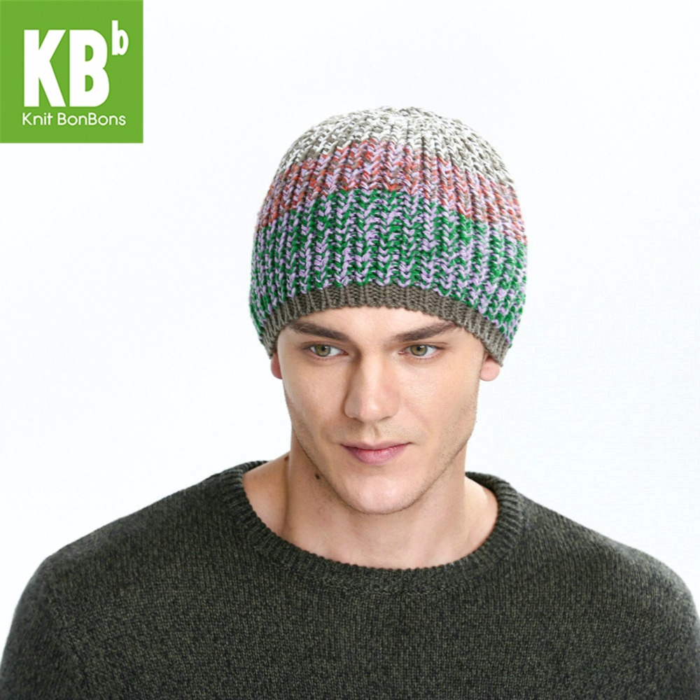 76d0158809c9e8 2018 KBB Spring Comfy Cable Red Green Croquet Twist Design Yarn Knit  Delicate Women Men Winter