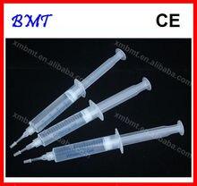 100 шт./лот 10 мл гель для отбеливания зубов шприц для отбеливания зубов 0.1%,6%,16%,22%,35% CP карбамид пероксид CE MSDS/бесплатная доставка