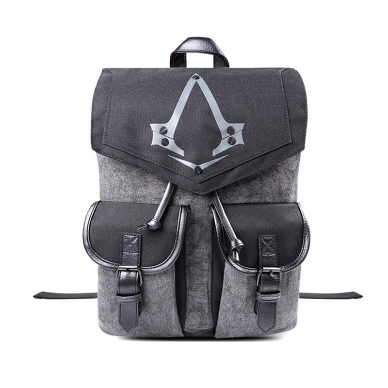 Assassin s Creed Alliance logó Férfi hátizsák multifunkcionális ... f39fd74fcb