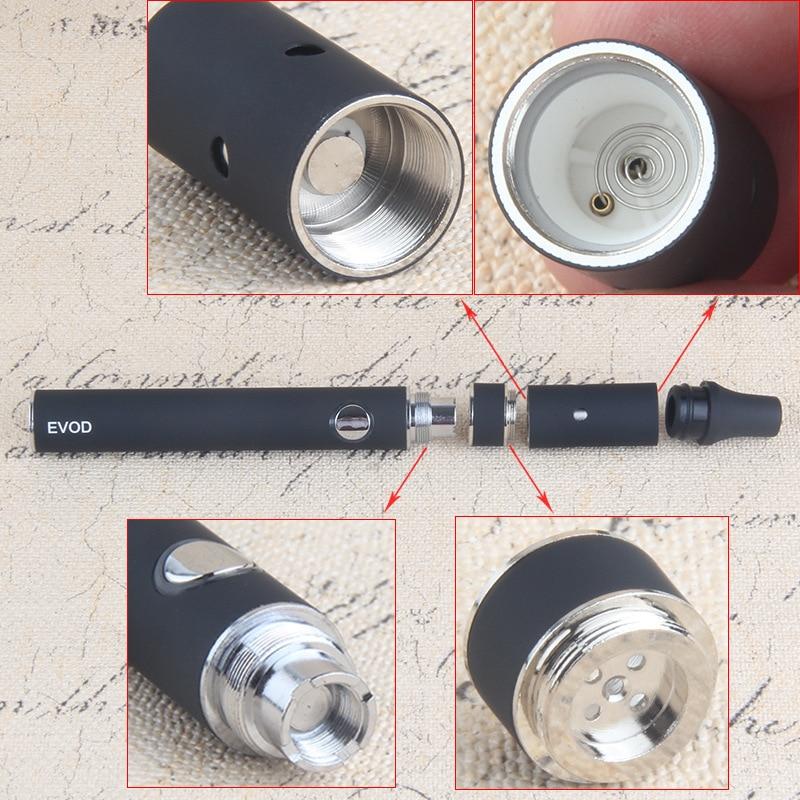 Dry Herb Vaporizer Kit Electronic Cigarette with 900mAh Evod Battery Mini Ago G5 Herbal Wax Atomizer E Cigarettes Vape Pen Kits