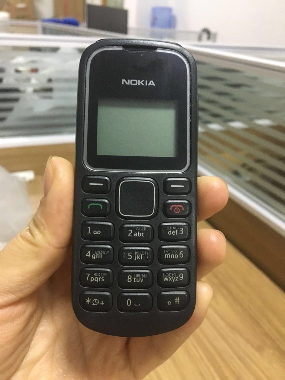 Image 2 - 1280 Original Refurbished NOKIA 1280 Mobile Phone GSM Unlocked phone-in Cellphones from Cellphones & Telecommunications