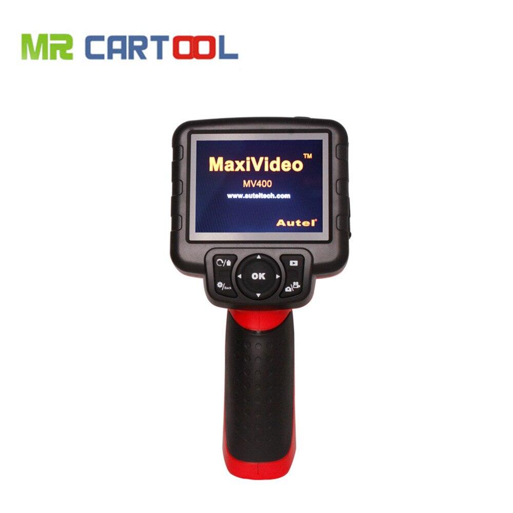 Цена за Autel Maxivideo MV400 Цифровая Videoscope С 5.5 мм Диаметр Imager Начальник Инспекции Камеры