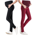 4 Color Casual Maternity Pants for Pregnant Women Maternity Clothes for Summer 2016 Overalls Pregnancy Pants Maternity Clothing