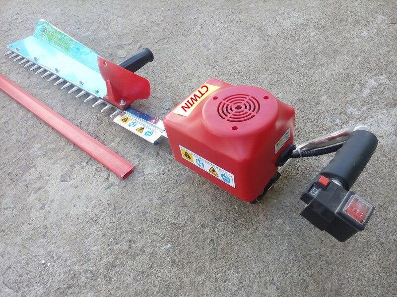New Good Manufacturer Electric Single Blade Hedge Trimmer / Nůžky - Zahradní nářadí - Fotografie 5