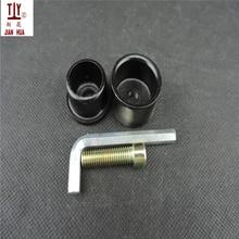 Общий черный 3 мм Толщина Сварочные части, 25 мм плашки, Сварочная форма, PPR/PE/PB водопровод горячего расплава стыковой сварки
